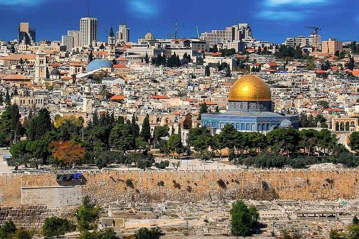 Holy Jerusalem Full Day Tour from Tel Aviv, Herzliya, ISRAEL