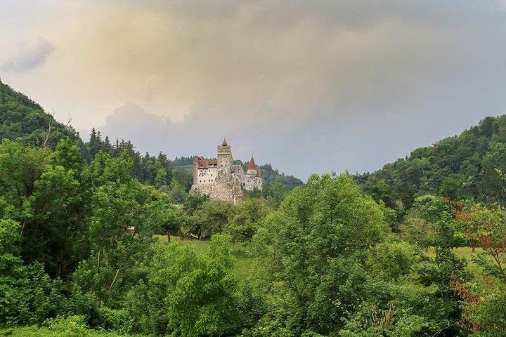 Excursão ao Castelo de Bran e à Fortaleza de Rasnov, saindo de Brasov, com visita opcional ao Castelo de Peles, Brasov, ROMÊNIA