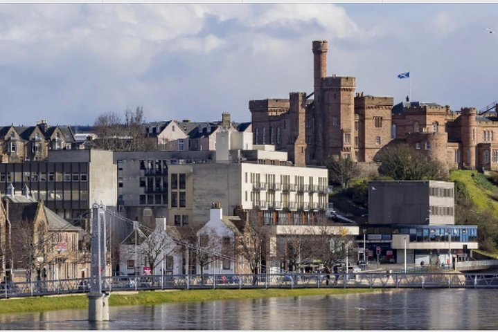 Walking tour Inverness, 2.5 hrs, all points of interest included, Inverness, ESCOCIA