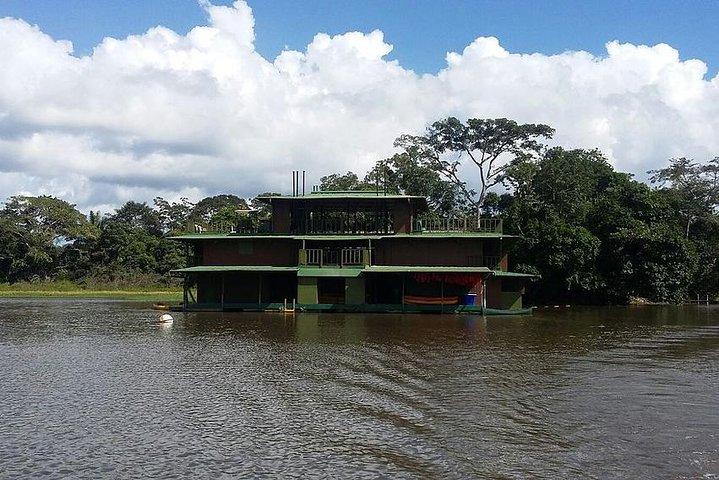Excursión en barco en el Lago Gatún con paseo en kayak y almuerzo, Gamboa, PANAMA