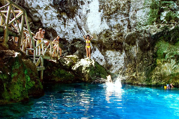 Half-Day Adventure: 4x4 ATV, Water Cave and Dominican Culture At Punta Cana, ,
