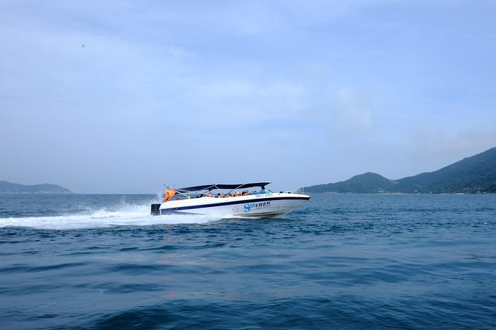 Full-day Cham Islands Cruise from Hoi An with Underwater Walking Excursion, Hoi An, VIETNAM