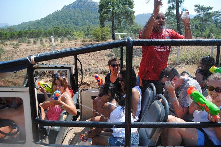 Marmaris Jeep Safari, Waterfall, Jesus Beach, Marmaris, TURQUIA