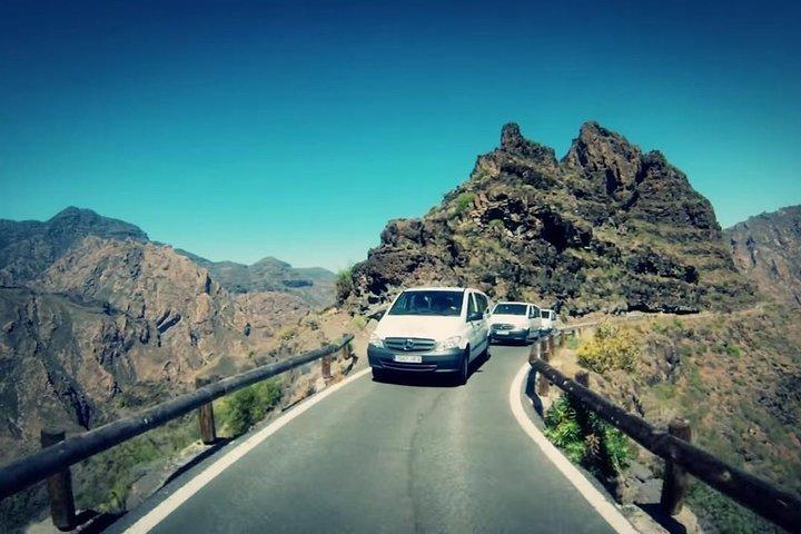 Minivan private Tour for small groups, Puerto del Rosario, Spain