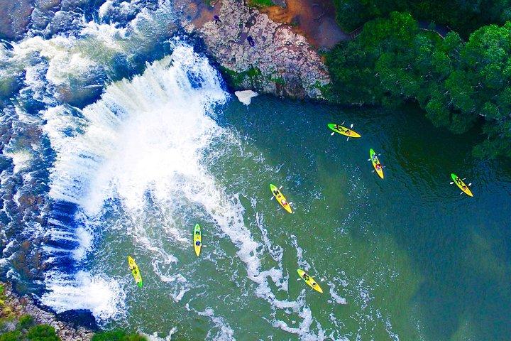 Aventura de kayak y crucero por la naturaleza en Bay of Islands, Bahia de Islas, NUEVA ZELANDIA