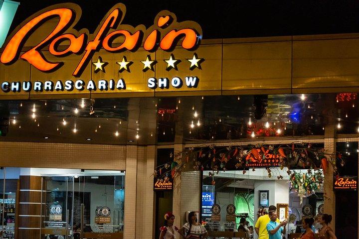 Rafain Churrasquería - Cena y Espectáculo, Puerto Iguazú, ARGENTINA
