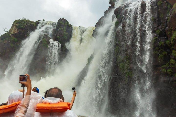 Cataratas Argentinas + Paseo en Barco Gran Aventura, Puerto Iguazú, ARGENTINA