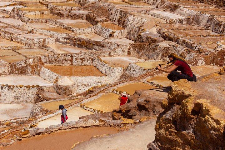 Day Tour to Maras, Moray and Salt Flats from Cusco, Cusco, PERU