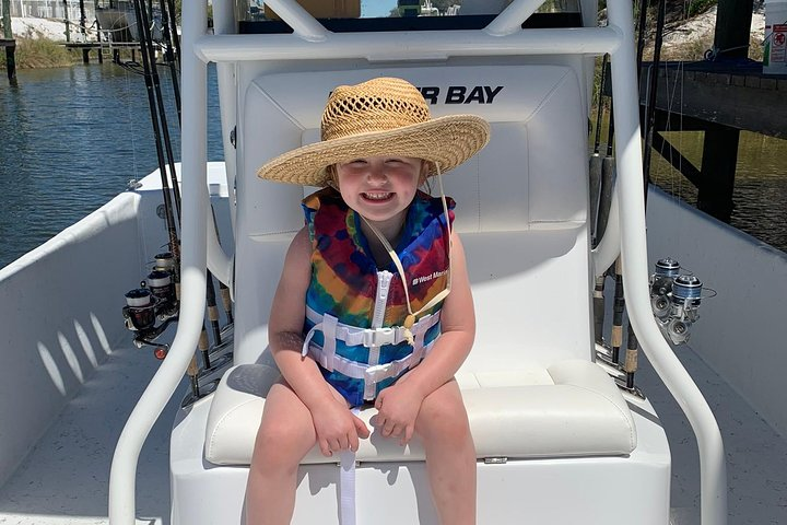 6-Hour Private Off-Shore Fishing Charter, ,
