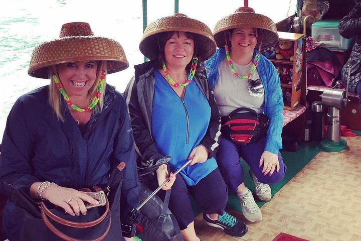 De las montañas al mar: recorrido a pie privado personalizado de medio día por Hong Kong, Hong Kong, CHINA