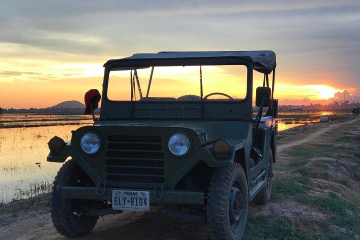 Countryside Sunset Jeep Tour, Siem Reap, Camboja