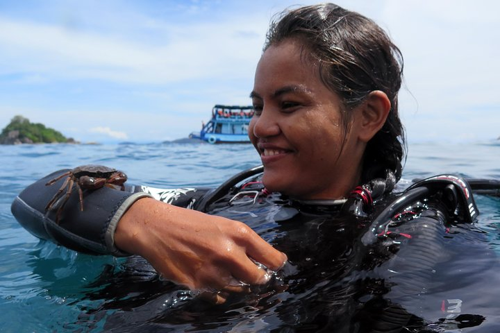 Discover Scuba diving, try diving for beginners (starts from Koh Chang), Ko Chang, TAILANDIA