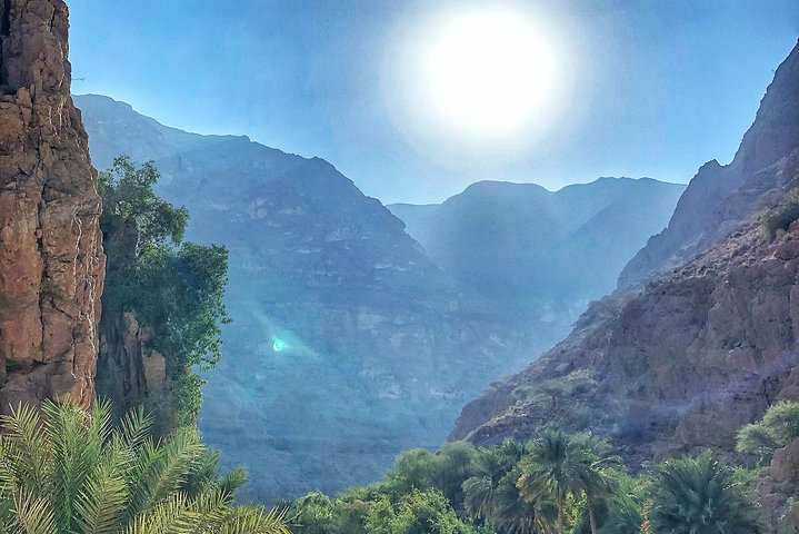 Wadi Shab and Bimmah Sinkhole Private Full Day Tour, Mascate, OMAN