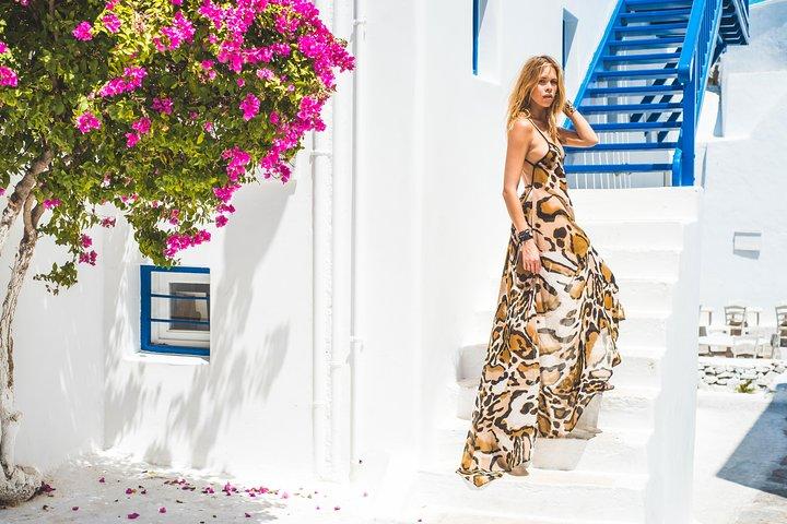 Photographer in Mykonos, Miconos, GRECIA