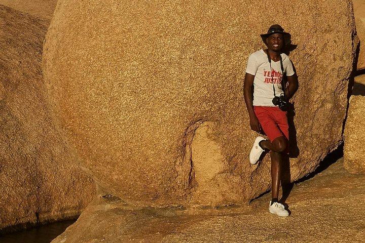 Spitzkoppe Full Day Private Day Tour, Swakopmund, NAMIBIA