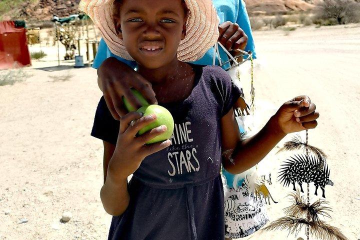 Township Local Community Private Day Visit Swakopmund, Swakopmund, NAMIBIA