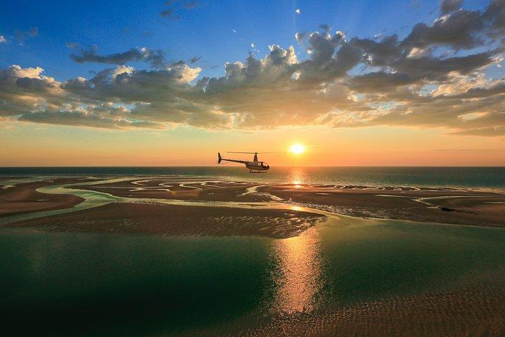 For Someone Special: Scenic Flight with Remote Private Picnic on Cable Beach, Broome, AUSTRALIA