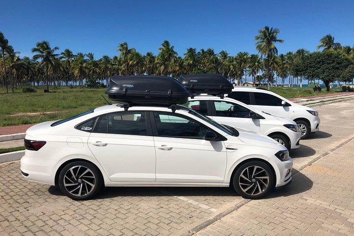 Traslado privado desde Boa Viagem, Pina o Piedade al aeropuerto de Recife, Recife, BRASIL