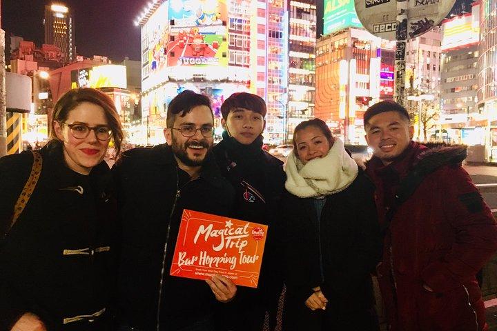 Tokyo Bar Hopping Night Tour in Shinjuku, Tokyo, JAPON