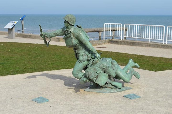 Private guided American D-Day Tour from Bayeux, Bayeux, FRANCE