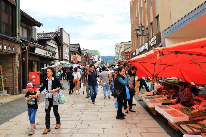 Noto peninsula full day with professional photographer private tour, Kanazawa, JAPON