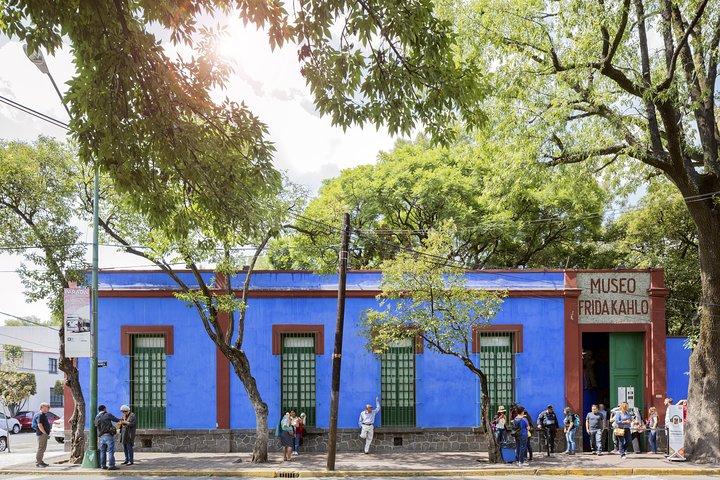Frida Kahlo's House, Coyoacan and Xochimilco - All Day Tour, Ciudad de Mexico, MÉXICO