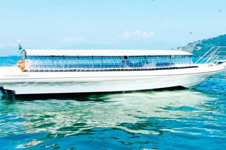 Transfer Paraty x Ilha Grande + Ticket Boat, Paraty, BRASIL