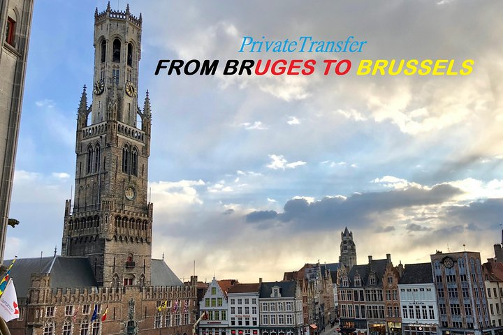 Private Transfer from Bruges to Brussels By Business car, Brujas, BELGICA