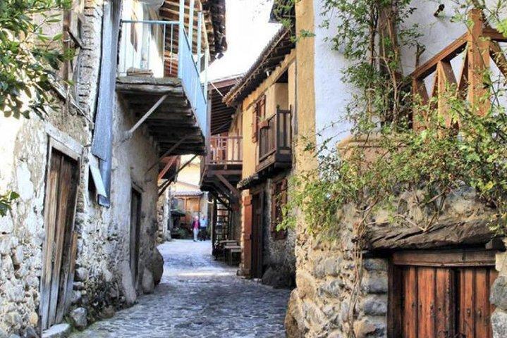 Troodos Mountains & Nicosia (Available from Protaras, Ayia Napa & Larnaca), Protaras, CHIPRE