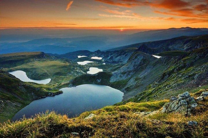 Best of Bulgaria: Plovdiv, Rila Monastery, 7 Rila lakes in 2 day tours, Sofia, BULGARIA