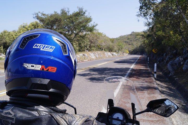 Discover Teotihuacan Pyramids on a Motorcycle, Ciudad de Mexico, Mexico