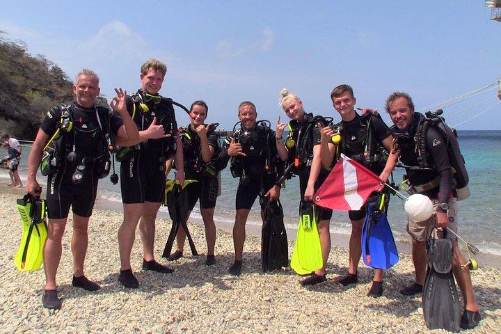 Discover Scuba Dive, Curazao, BRASIL
