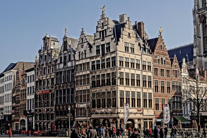 Private tour : Antwerp City of Rubens From Cruise port Zeebrugge or Bruges, Brujas, BELGICA