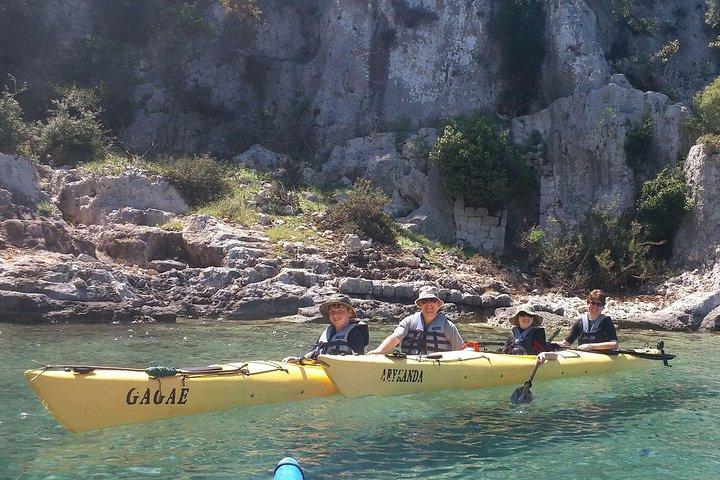 Sea Kayak Discovery Kekova, Kas, TURQUIA