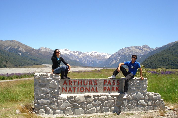 Arthurs Pass and Southern Alps Day Excursion from Port Lyttelton or Christchurch, Canterbury, New Zealand
