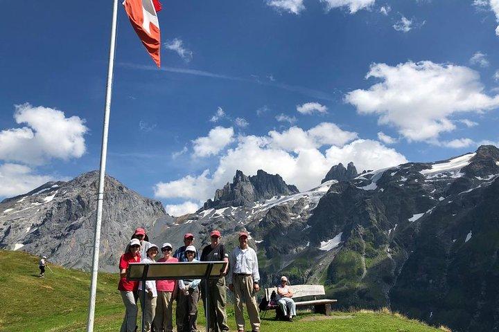 Grindelwald Guided Day Hike, Grindelwald, Switzerland