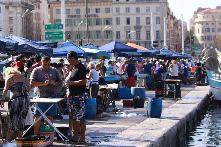 Marseille Old District : Private Walking Tour, Marsella, FRANCIA
