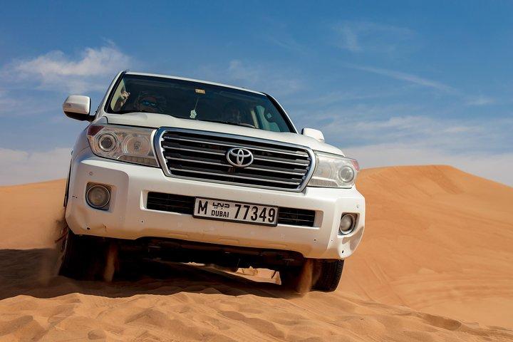 Morning Desert Safari, Ajman, EMIRATOS ARABES UNIDOS