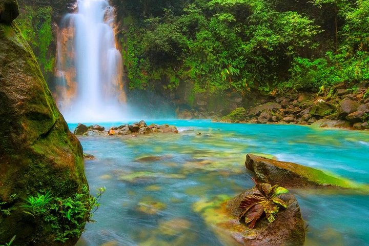 Tour privado de un día a Rio Celeste todo incluido., San Jose, COSTA RICA