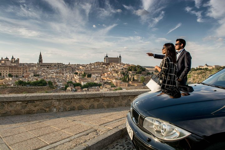 Exclusive tour to Toledo from Madrid with licensed guide and private driver, Toledo, ESPAÑA