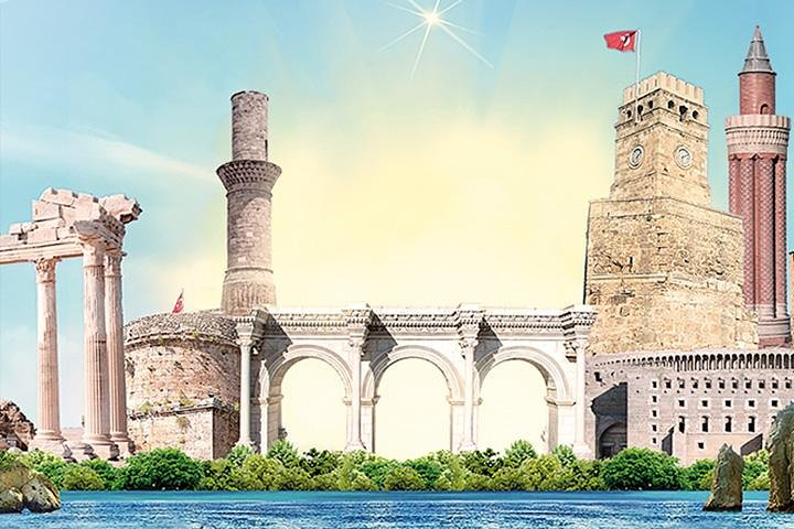 Antalya Okurcalar Hotels to Antalya Airport AYT Transfers, ,