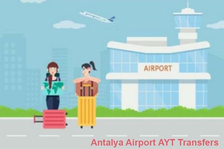 Antalya Airport AYT Transfers to Bogazkent Hotels, ,