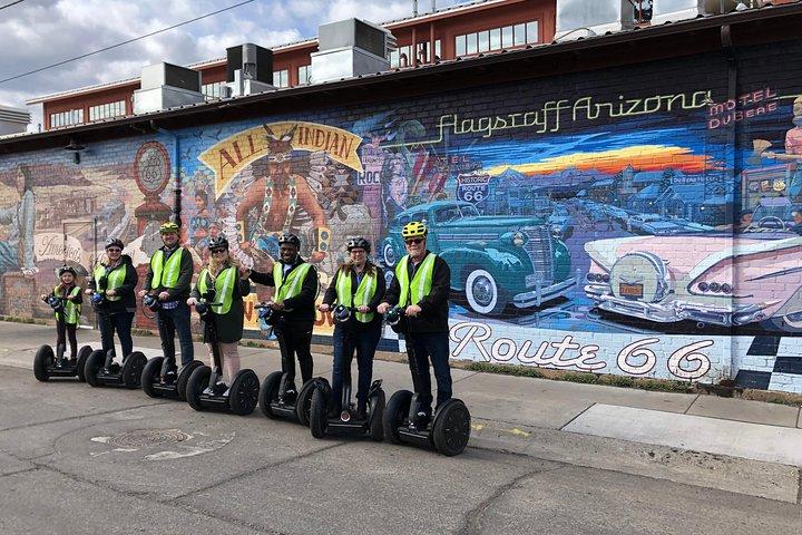 Fun Flagstaff History Segway Tour, Flagstaff, AZ, ESTADOS UNIDOS