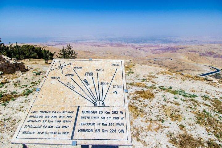 Full-Day Amman City Tour, Madaba, Mount Nebo and the Dead Sea from Amman, Aman, Jordânia