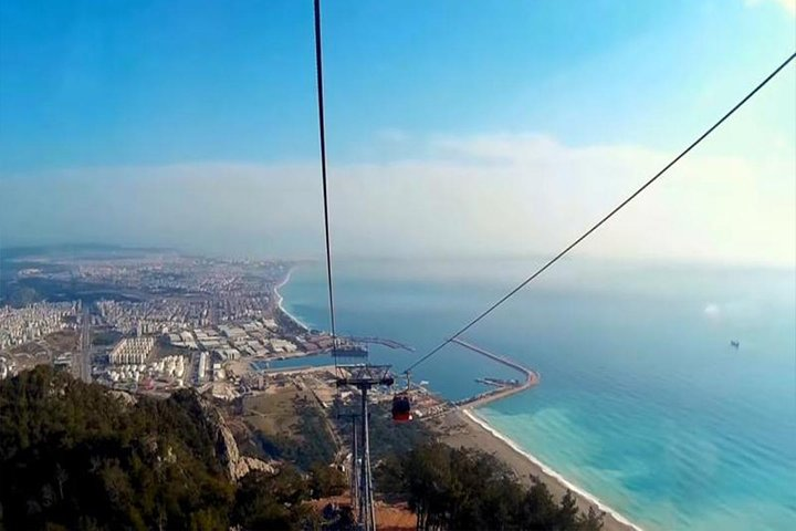Antalya City Tour - Departure from Side, Side, TURQUIA