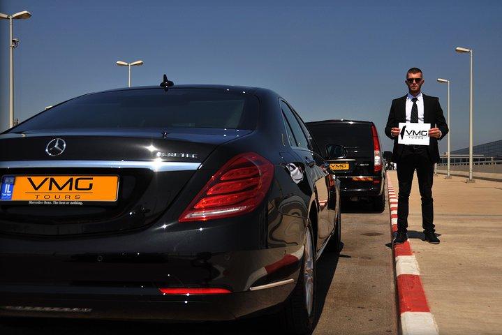 Private Transfer from Herzlia to Ben Gurion Airport, Herzliya, ISRAEL