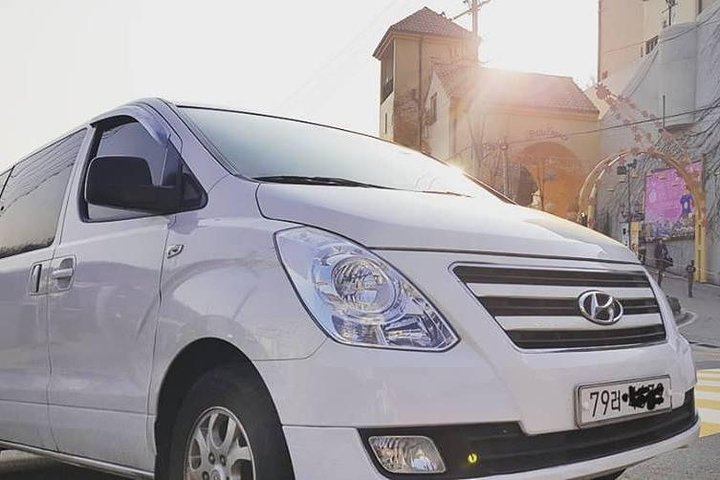 Private Airport Transport : Incheon Airport to Seoul (up to 7 pax), Incheon, COREA DEL SUR