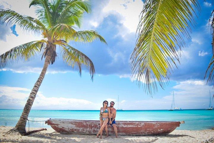 Full-Day Excursion in Saona Island, ,