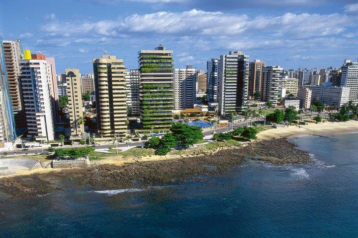 Traslado de Beach Park desde Fortaleza con un recorrido panorámico por la ciudad, Fortaleza, BRASIL