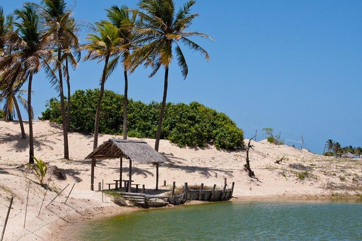 Canoa Quebrada from Fortaleza, Fortaleza, BRASIL